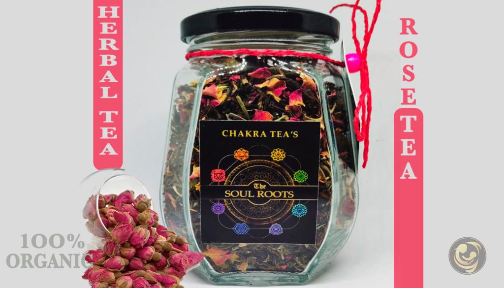 Rose Herbal Tea