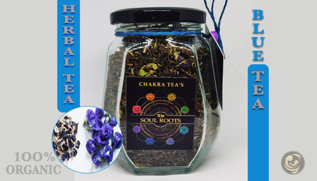 Blue Herbal Tea