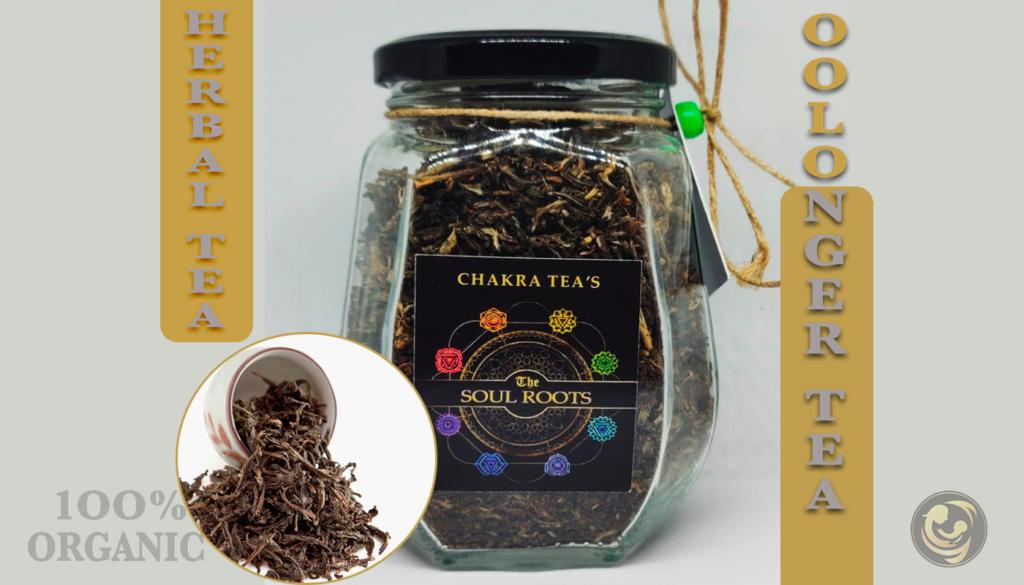 Oolong Leaf Herbal Tea